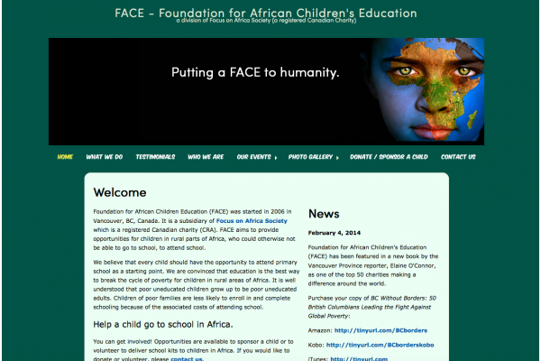 Foundation for African Children's Education