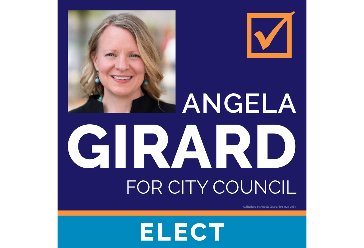Angela Girard for City Council