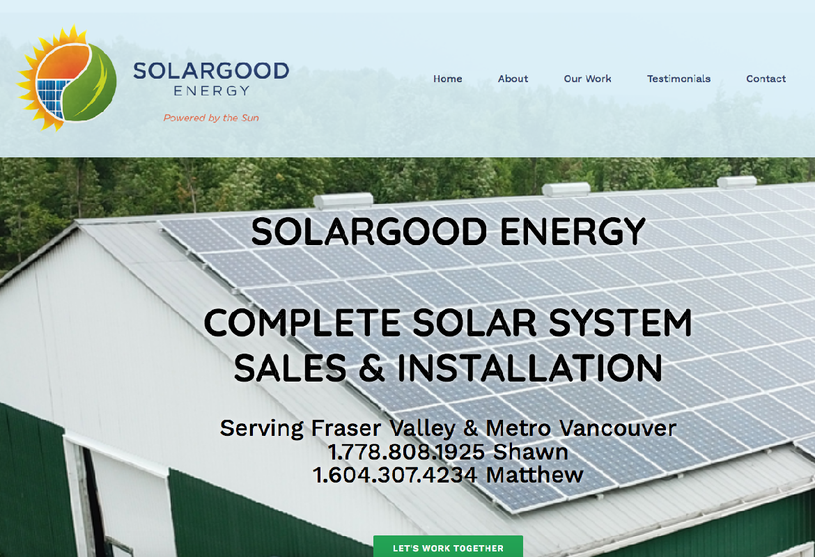SolarGood Energy