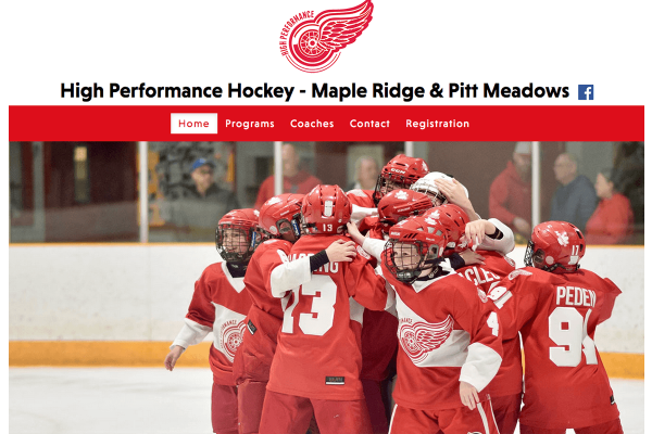 High Performance Hockey School